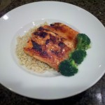 Quick Simple Savory Salmon 3-Ingredient Recipe