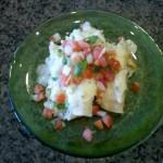 Easy & Festive Green Enchilada Holiday Recipe