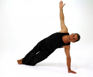 roman's recommended yoga pose for core strength  more