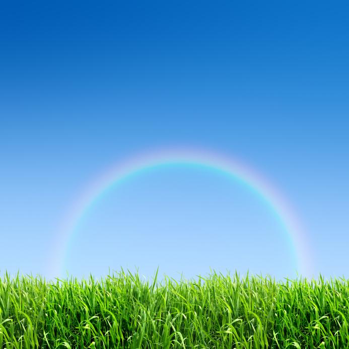 istock rainbow