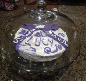 lucy's cake