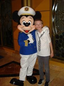 jack w with mickey