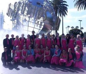 show choir group
