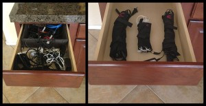 drawer makeover