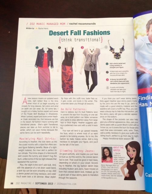 fashion 202 article
