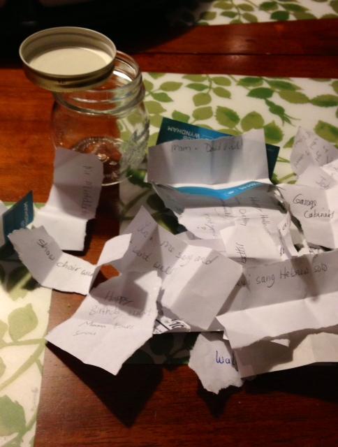 jar opened