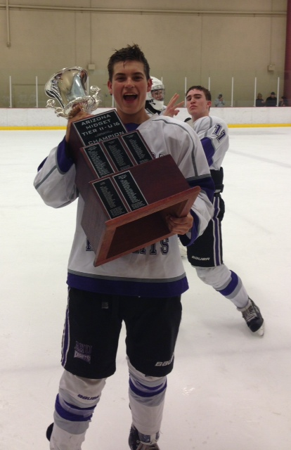 jack with trophy!