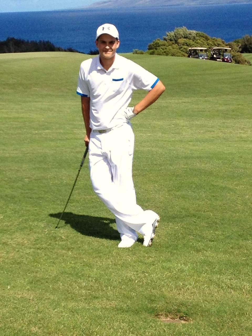 Jack Maui golf