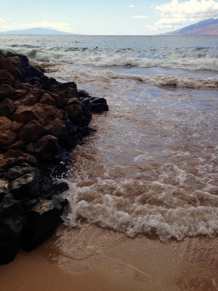 Waleia beach