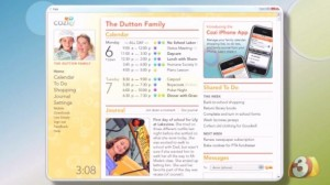 I use cozi.com for the perfect onine family calendar and more.