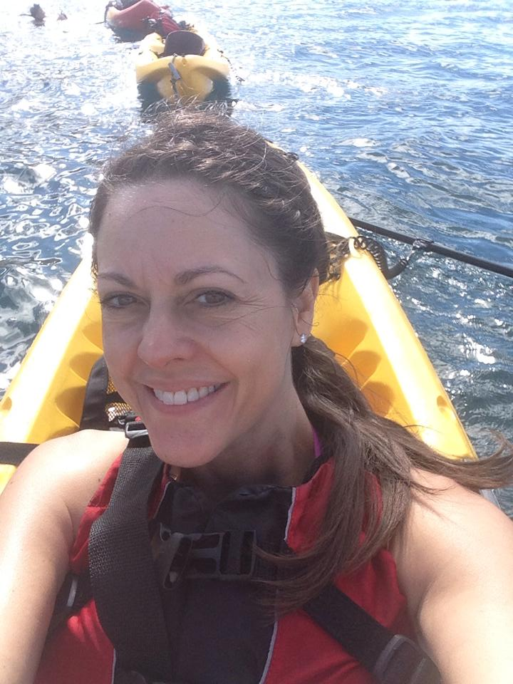 in my kayak pic