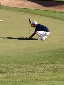 Jack DV golf 2014