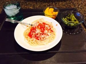 dinner done