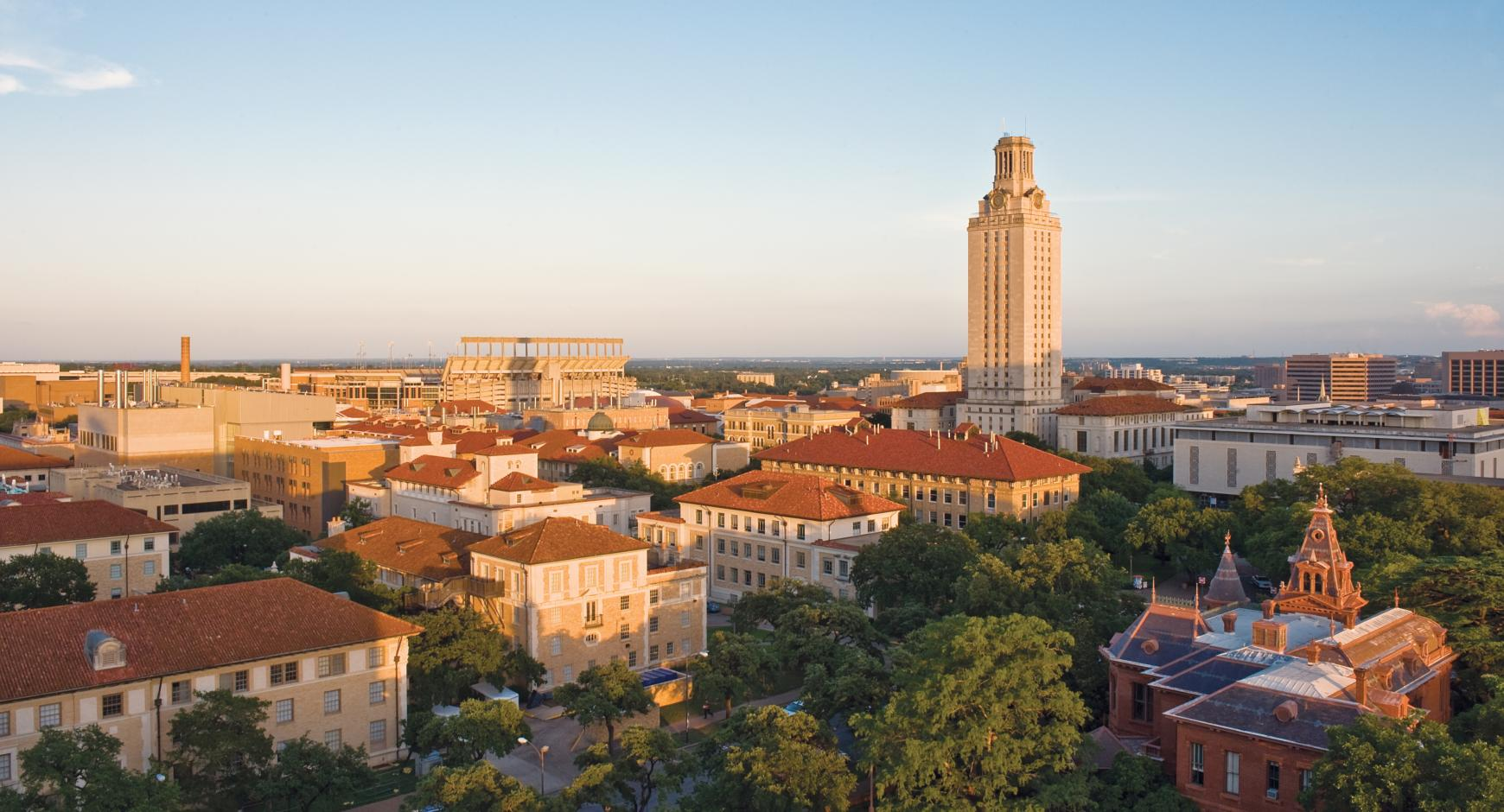 I can't take credit for this stunning picture of UT.  Got it from the UT website and it was taken by Dave Mead.  Love this!