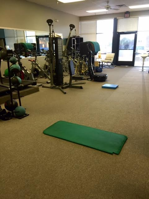 gym mat