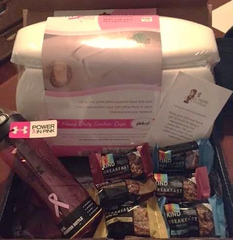 prize pink stuff