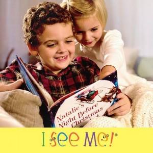 xmas kids book