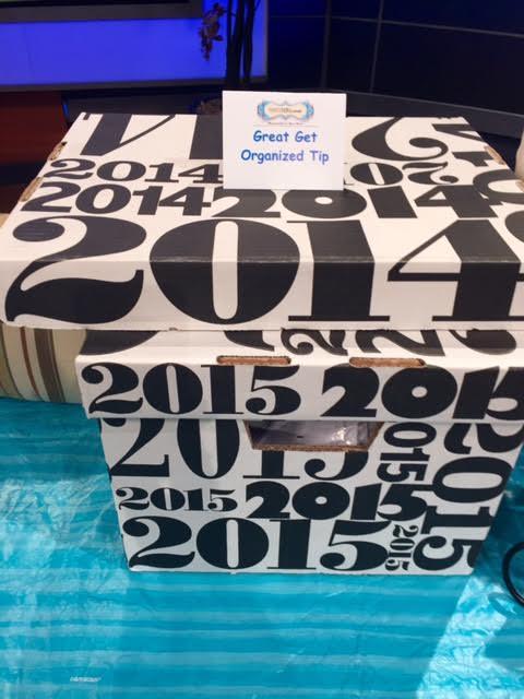 yr boxes