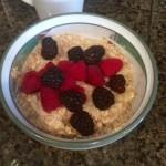 done oatmeal