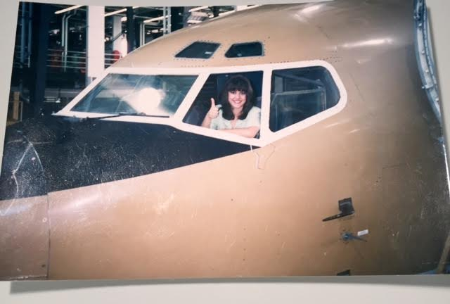me in cockpit 1995ish