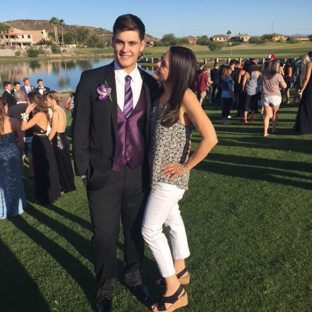Senior prom pictures :)