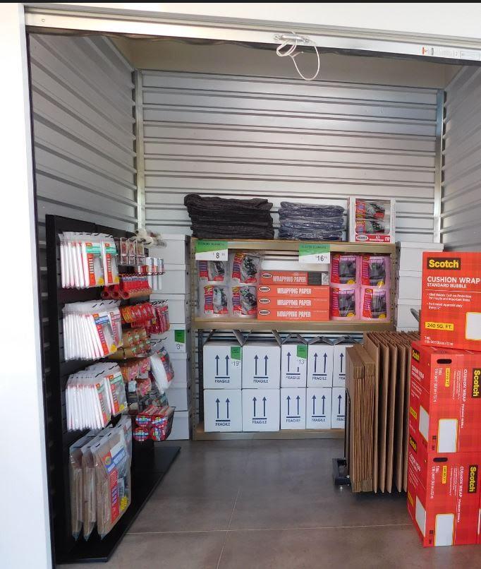 organized store unit