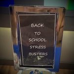 Back To School Stress Busters