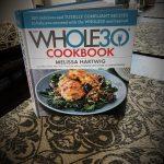 Nice Hardback Whole 30 Cookbook Giveaway Drawing!