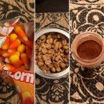 3 Ingredient Simple Sweet Salty Festive Fall Mix Recipe