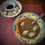 Super Speedy & Easy Ginger Wonton Soup Recipe