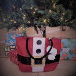 Santa Tote Bag Winner!