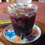 Party Pleasing Simple Sixty Second Rosy Red Sangria Recipe!
