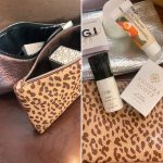 Beauty Bags Giveaway Drawing