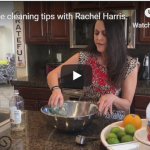 Super Simple Cleansing Method For Fruits & Veggies