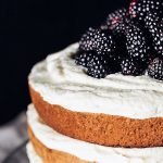 Have Your Cake & Eat It Too Healthy Vanilla Protein Cake Recipe
