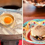 Quick Tip Healthy Air Fryer Egg Muffin Breakfast Sandwich